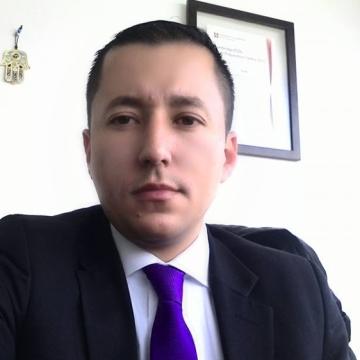 Julio Cesar Galeon Ortiz, 32, Bogota, Colombia