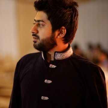 Raees, 25, Karachi, Pakistan