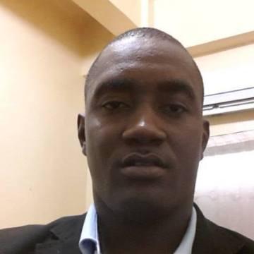 Deston Tweh Lewis, 41, Monroviya, Liberia