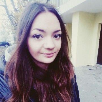 Anastasia Zhyviuk, 21, Kiev, Ukraine