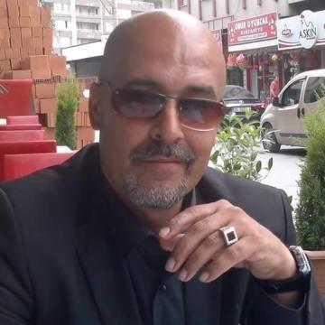 Ali Kabasakal, 47, Izmir, Turkey