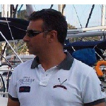 Kaan Aktas, 45, Marmaris, Turkey