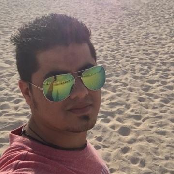Syed, 29, Dubai, United Arab Emirates