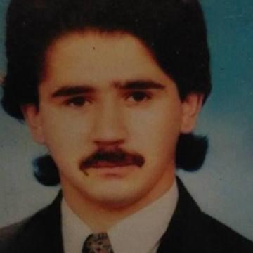 Mehmet Kiper, 40, Istanbul, Turkey