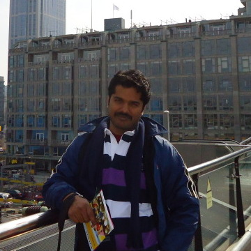 Amit, 34, Bangalore, India
