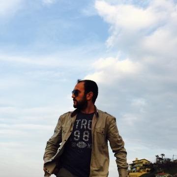 Mehdi, 22, Istanbul, Turkey