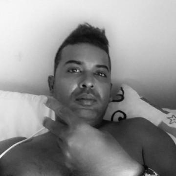 TREVOR Singh, 37, Bridgetown, Barbados