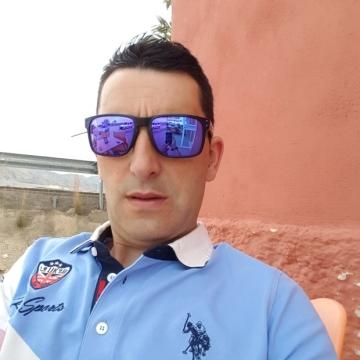 Benito Gallego, 43, Aguilas, Spain
