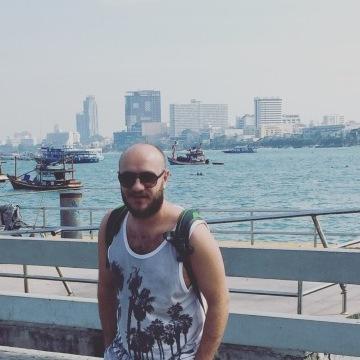 Mehmet Sezgin, 26, Trabzon, Turkey