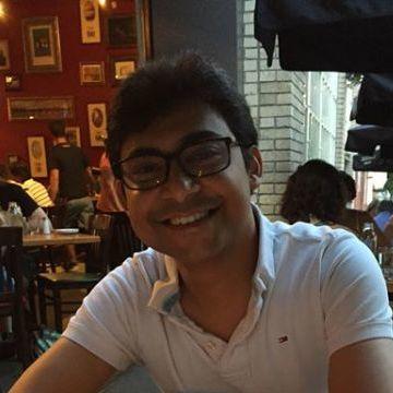 Vijeet Gupta, 29, Portland, United States