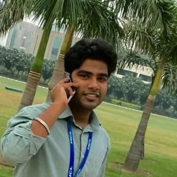 Arvind Kumar, 23, Delhi, India