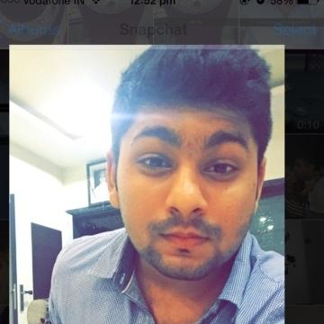 Karan, 25, Chennai, India