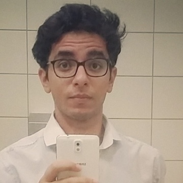 Rami ghally, 22, Cairo, Egypt