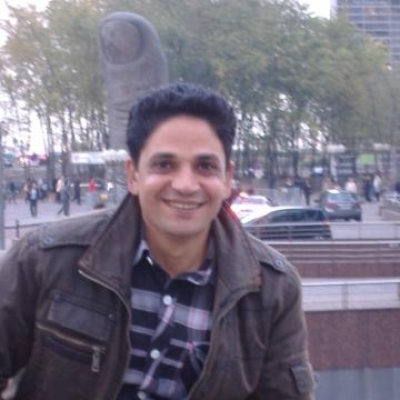 Ibraham Sameh, 37, Cairo, Egypt