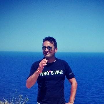 Gerardo Lombardi, 41, Napoli, Italy