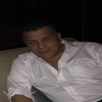 Nasser Shehata, 54, Dubai, United Arab Emirates
