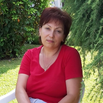 Valentina Malcautan, 55, Brescia, Italy