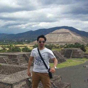 Roberto Alvarez, 35, Santiago, Chile