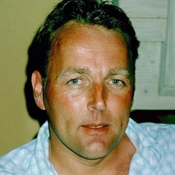 Simon Burchill, 47, Dorchester, United Kingdom