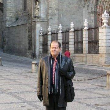 Giorgos Xatzhioannoy, 52, Athens, Greece