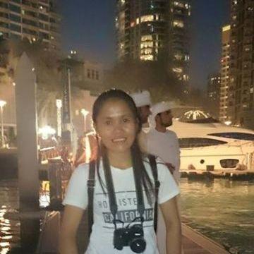 Shimae Alejandro, 26, Dubai, United Arab Emirates
