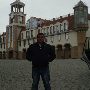 Fuad Mamedov, 40, Baku, Azerbaijan