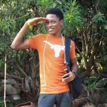 solomon nyaaba, 24, Accra, Ghana