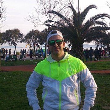 Berk Başol, 37, Istanbul, Turkey