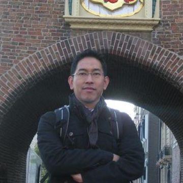 Febriano Ishaq, 39, Jakarta, Indonesia