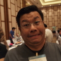 Jakobus Wiguna, 40, Jakarta, Indonesia
