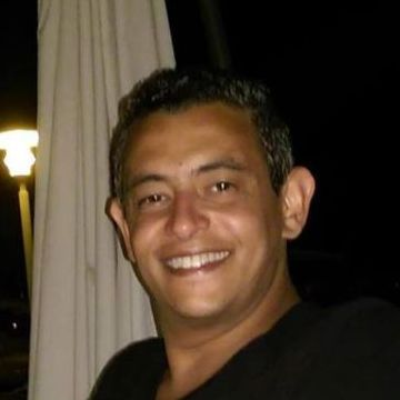 Waleed Elhamamsy, 41, Giza, Egypt