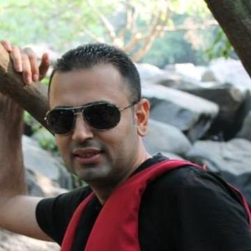 Ali M, 35, Dubai, United Arab Emirates