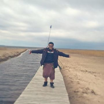Zouhair Lahlou, 23, Casablanca, Morocco
