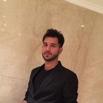 Gaurav Manchanda, 27, Dubai, United Arab Emirates