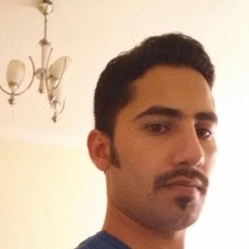Sikander Butt, 33, Dubai, United Arab Emirates