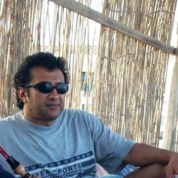 Amr Elmasry, 54, Cairo, Egypt