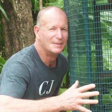 don woodward, 58, Melbourne, Australia