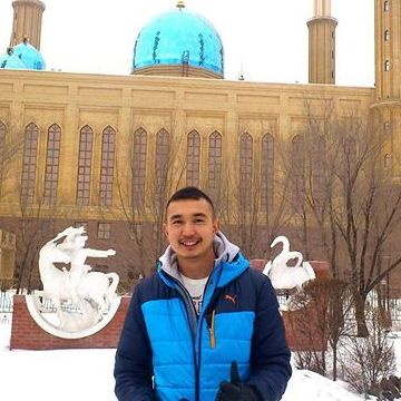 Zhalgas Tolybayev, 30, Moscow, Russia