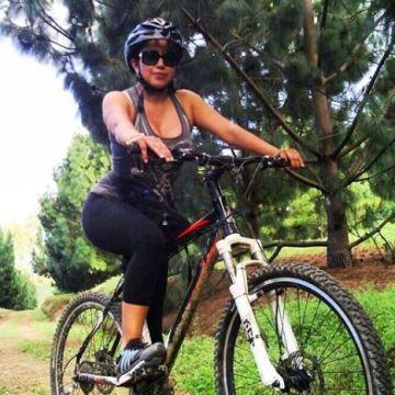 Monica Caicedo, 32, Santiago, Chile
