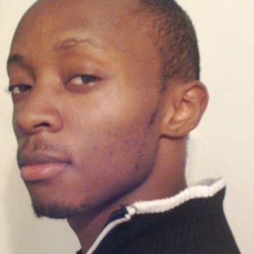 Stephen, 27, Nairobi, Kenya