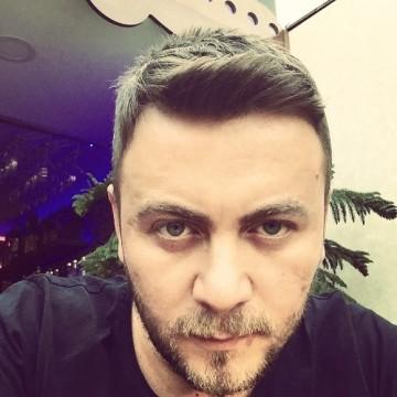 Orçun Özdemir, 35, Ankara, Turkey