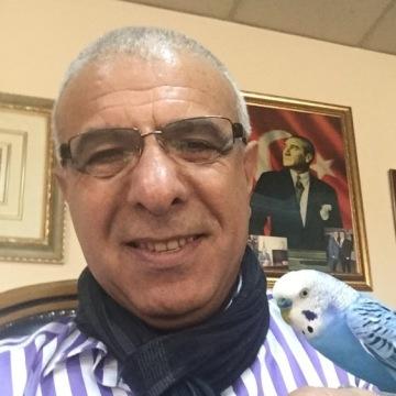nail uludemirciler, 55, Istanbul, Turkey