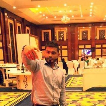Abu Shamshuddin, 28, Dubai, United Arab Emirates