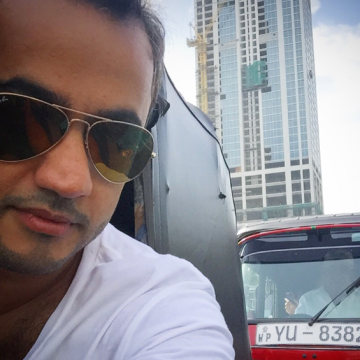 Abdulhakim Karmostaji, 36, Dubai, United Arab Emirates
