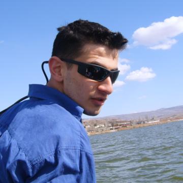Gs Girgin, 29, Ankara, Turkey