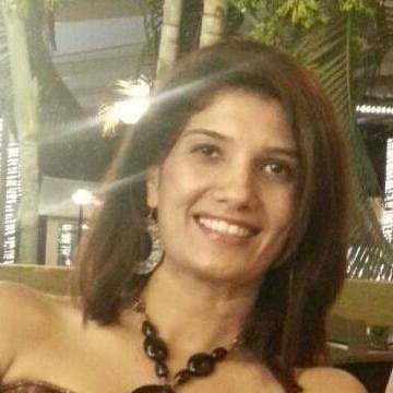 Aruna Sampat, 45, Mumbai, India