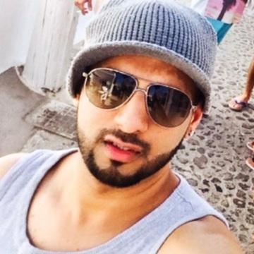 Mihir Nagarsheth, 28, Dubai, United Arab Emirates