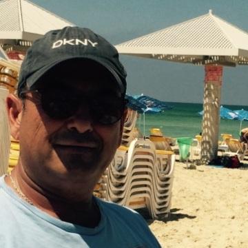 Yosi , 51, Arad, Israel