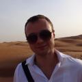 Alex Zhavnerko, 29, Dubai, United Arab Emirates