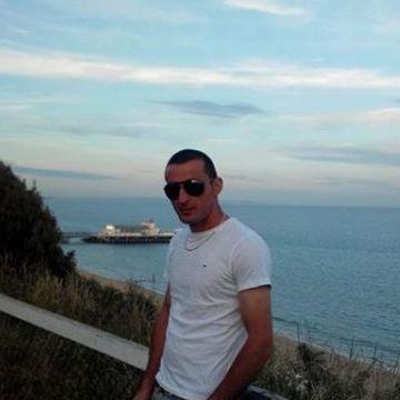Octavian Alecsandroaieo, 32, London Colney, United Kingdom